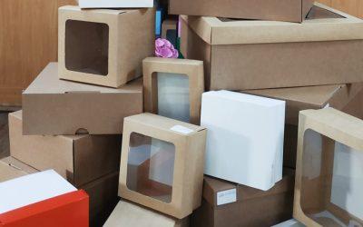 Новые коробки различного назначения!